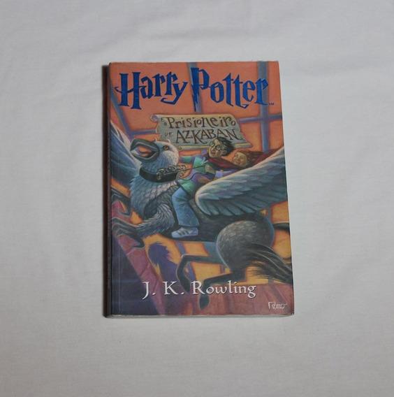 Livro - Harry Potter Prisioneiro De Azkaban