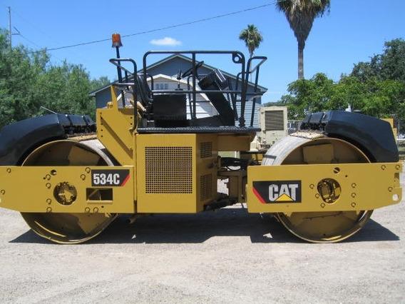 Vibrocompactador Cat Cb-534c Renta O Venta