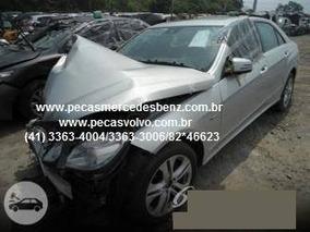 Mercedes E350 E500 Sucata/peças/motor/retrovisor/farol