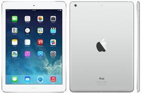 iPad Air 4g 16gb Prata Original Seminovo Garantia E Nf +