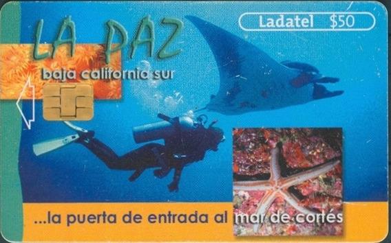 Tarj La Paz Baja California Sur La Puerta De Entrada La Mar