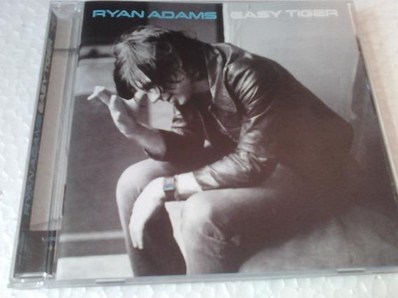 Cd Ryan Adams Easy Tiger 2007 Country Inter Importado