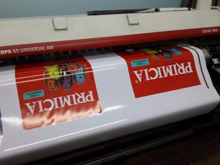 Banner, Gigantografias, Portabanner,lona Impresa Con Ojales