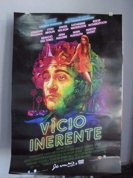 Poster Vicio Inerente - 64 X 90