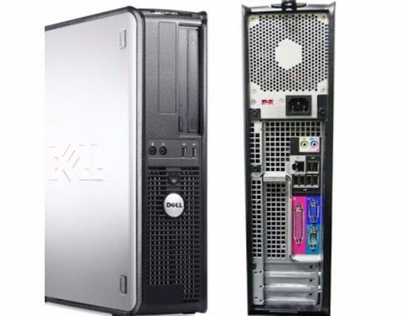 Dell Optiplex Proc Core 2 Duo 2.93ghz Hd 250gb 4gb Memoria