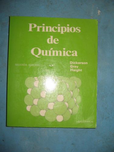 Principios De Quimica - Dickerson, Gray & Haight - Reverte