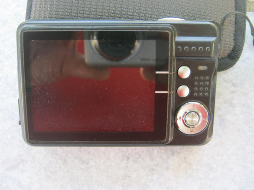 Camara Digital Genius A Bateria Extra Plana Y Memoria 2 Gb.