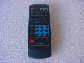 Controle Remoto Canon Wl-d82 Filmadora Hand-cam Original