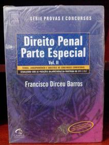 Direito Penal Parte Especial Vol 2 Francisco Dirceu Barros