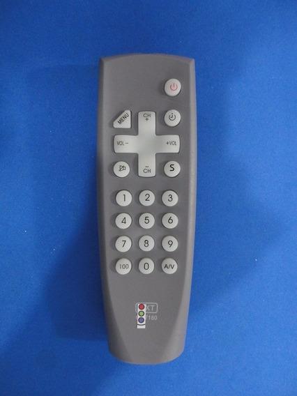Controle Remoto Tv Tubo Semp Toshiba Lumina 14 20 21 29 34