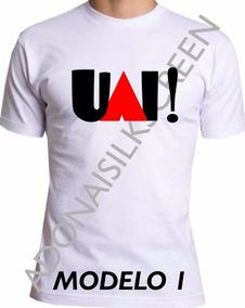 Camiseta Uai, Camiseta Minas Gerais