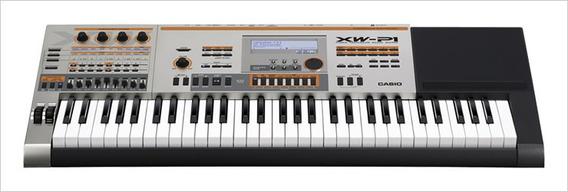 Teclado Sintetizador Casio Xw-p1 - Hendrix
