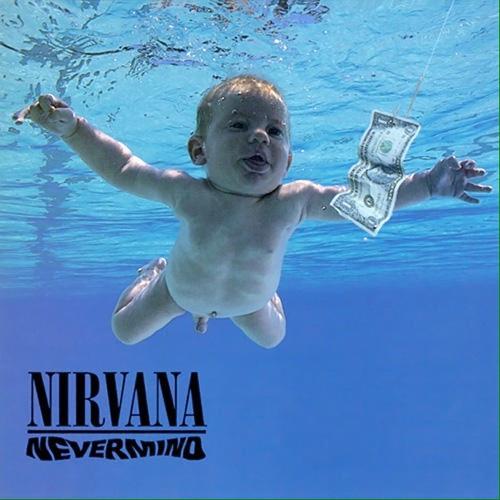 Nirvana - Nevermind - Cd Cerrado - Nuevo