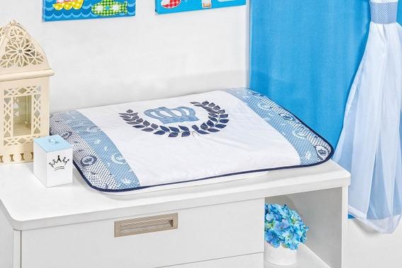 Trocador Baby Príncipe Azul 01 Peça