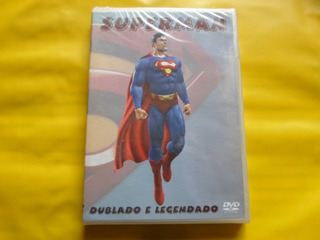 Dvd Superman Vol. 2 / Dublado-legendado / Novo