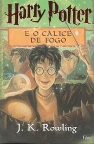 Livro Harry Potter E O Calice De Fogo (novo)