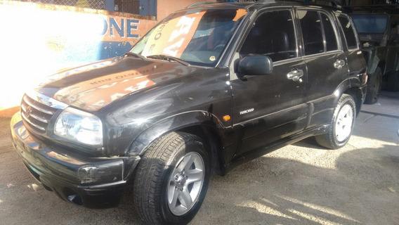 Peças Tracker Grand Vitara 2.0 Gasolina 4x4 2005 Sucata