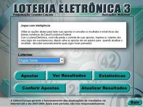 Programa Loteria Eletrônica 3