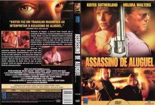 Dvd Original Do Filme Assassino De Aluguel