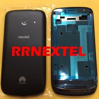 Carcaça + Aro + Tampa Nextel Y340 Huawei 3g