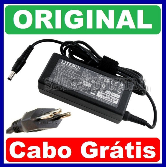Fonte Carregador Itautec Infoway W7535 W7540 W7545 W7550 65w