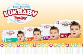 Barato Fraldas Infantil G & B Lukbaby Tam / P 100 Unidades