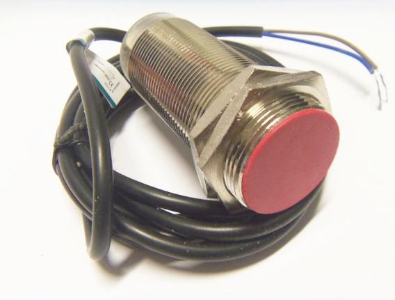 Sensor Cilindro Indutivo 2 Fios 1nf I30-10-acb Metaltex