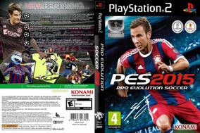 Patch Pes 2015 Ps2
