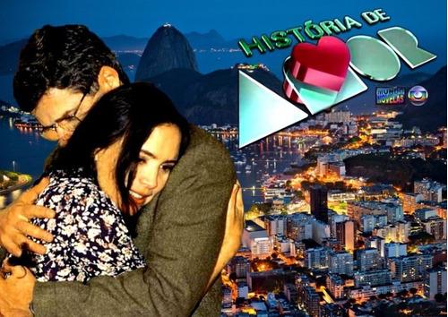 Historia De Amor, Novelas Em Dvd Completas, Ótima Qualida