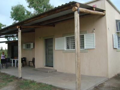 Finca Casa A Estrenar En El Departamento San Rafael Mendoza