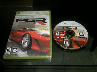 Project Gotham Racing 3 Para Xbox 360,excelente Titulo