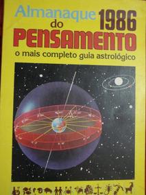 Livro Almanaque Do Pensamento 1986
