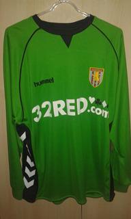 Camisa Hummel Aston Villa Goleiro Nova Original Raridade