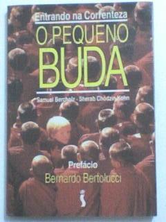 Livro: O Pequeno Buda - Berbardo Bertolucci
