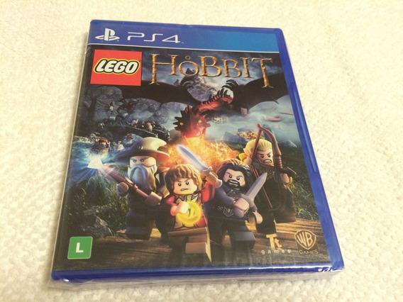 O Hobbit (lego) - Lacrado - Jogo Em Português