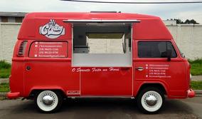 Kombi Food Truck Pronta Entrega