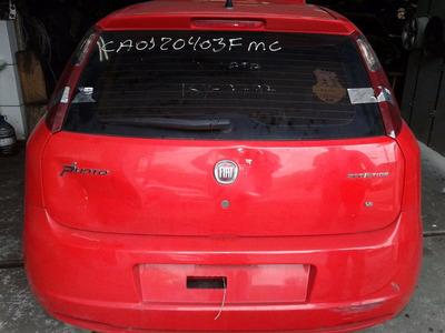 Sucata Fiat Punto 2012 1.8 -em Peças