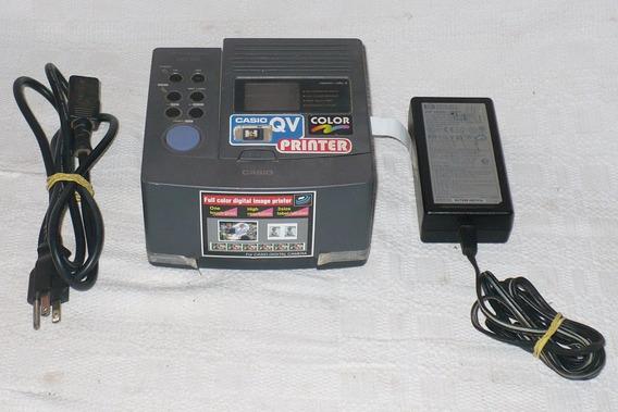 Impressoras Casio Qg-100 - Unica A Venda Na Internet.