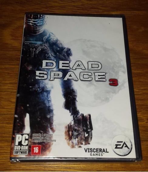 Dead Space 3 Original Computador Pc Game Deadspace