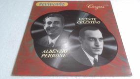 Lp Vinil Revivendo Vicente Celestino Albenzio Perrone