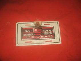 Flamengo Placa Decorativa Do Timão