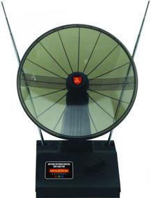 Antena Para Tv Digital Interna Megatron Mt-001 Preta