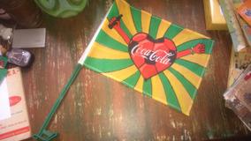 Copa Do Mundo 2006 - Bandeira Coca Cola