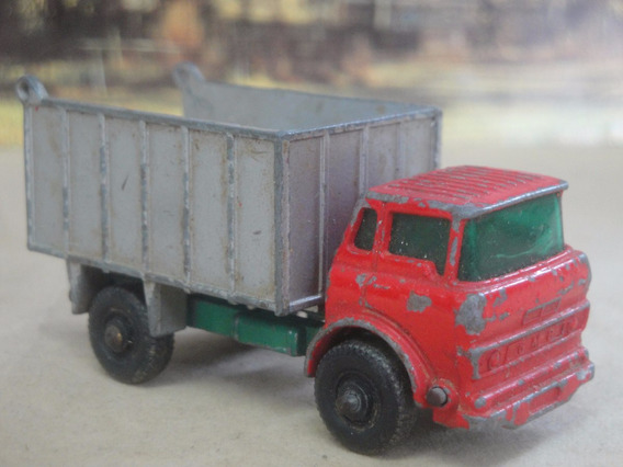 Escala 1/64 Matchbox Nº26 Gmc Tipper Truck Ref 44 Jorgetrens
