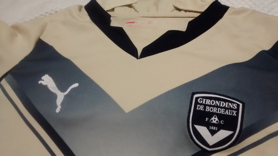 Camisa Do Bordeaux Da França, 2010/2011, G, Puma.