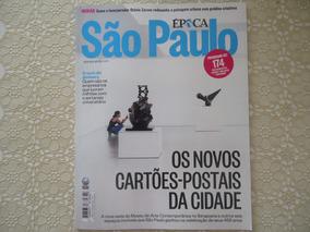Época São Paulo #57 Ano 2013 Cartões Postais Da Cidade