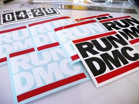 Adesivos Run Dmc