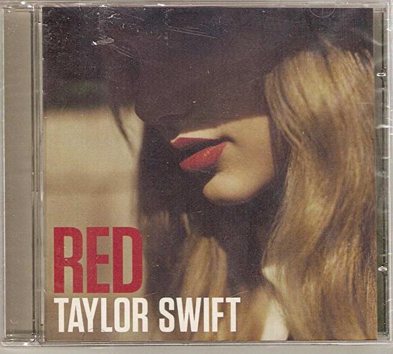 Cd Taylor Swift - Red - Novo Lacrado***
