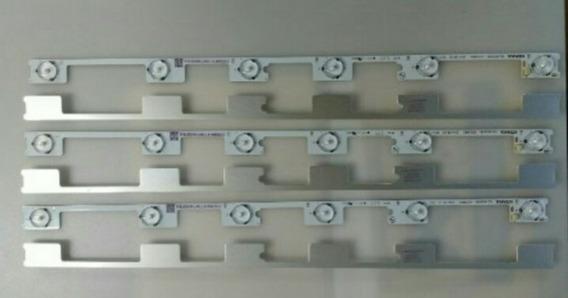 Barra Régua De Led Toshiba 48l2400 Dl4844 Nova / Kit Com 6