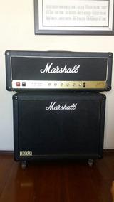 Marshall Jcm800 (england) + Caixa 1922 Marshall